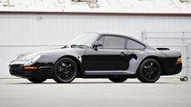 Chiếc Porsche 959 quý hiếm được bán đấu giá