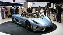 Công bố giá bán siêu xe Koenigsegg Regera