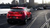 Mazda CX-3 được đánh giá là mẫu SUV cỡ nhỏ tiết kiệm nhiên liệu nhất