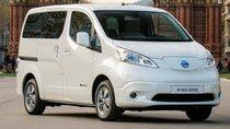 Xe điện Nissan e-NV200 7 chỗ chính thức ra mắt tại thị trường Anh Quốc