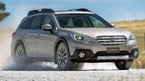 Subaru Liberty và Outback 2015 bị triệu hồi vì lỗi phanh