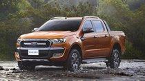 Ford Ranger Wildtrak 2015 chính thức trình làng