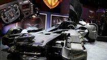Quái xế Batmobile trong Batman v Superman sẽ đạt tốc độ 330 km/h