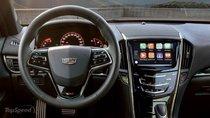 Cadillac sẽ trang bị Apple CarPlay và Android Auto trên các mẫu xe năm 2016