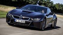 Mẫu BMW i8 hiệu năng hơn sẽ trình làng trong năm tới