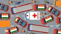 So sánh văn hóa giao thông trái ngược giữa Ấn Độ và Mỹ