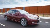 Honda triệu hồi xe Accord và CR-V vì lỗi hệ thống phanh tự động