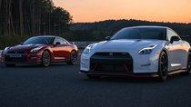 Nissan GT-R phiên bản hiện hành vẫn còn khá nhiều sức hút