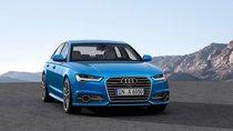 Audi A6 2016 ra mắt Việt Nam vào cuối tháng 6/2015