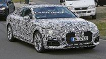 Hé lộ hình ảnh chiếc coupe Audi A5 2017 hoàn toàn mới