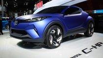 Toyota Prius thế hệ tiếp theo sẽ ra mắt trong năm nay