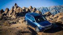 Subaru Forester 2016 ra mắt thị trường với giá từ 22.395 USD