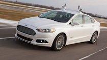 Ford và Jaguar thử nghiệm xe tự hành tại Anh