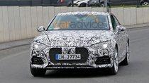 Audi S5 2017 lần đầu xuất hiện trên đường chạy thử nghiệm
