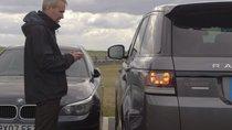 Land Rover trình làng công nghệ điều khiển từ xa qua Smartphone trên Range Rover