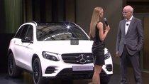 Mercedes GLC mới chính thức ra mắt với giá từ 54.340 USD