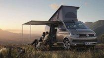 Volkswagen California lộ diện