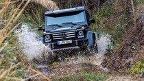 """""""Vua địa hình"""" Mercedes G 500 4x42 có giá 226.100 Euro"""
