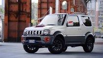 Suzuki Jimny Street 2015, mẫu xe off-road dành cho địa hình trong thành phố