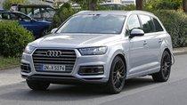 Audi SQ7 lộ ảnh chạy thử
