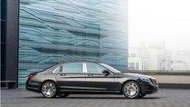 Thách thức thị trường xe sang Trung Quốc, Mercedes 'hát lại' bài ca Maybach S Class
