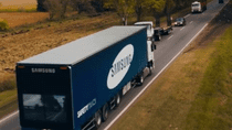 Phát minh công nghệ của Samsung giúp tăng tầm nhìn cho tài xế