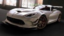 """Thêm lựa chọn sơn mờ cho chương trình tùy biến """"độc nhất vô nhị"""" của Dodge Viper 2016"""