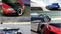 8 chiếc xe có tốc độ nhanh nhất thế kỷ 21