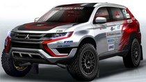 Mitsubishi Outlander PHEV 2015 sẽ tham dự giải đua địa hình Baja Portalegre 500