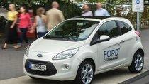 """Ford sắp triển khai thí điểm mô hình dịch vụ """"xe đi chung"""""""