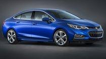 Chi tiết xe sedan cỡ nhỏ Chevrolet Cruze 2016 vừa ra mắt thị trường Bắc Mỹ