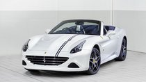 Phiên bản cá tính hóa đặc biệt Ferrari California T ra mắt
