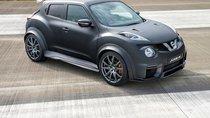 Nissan Juke-R 2.0 ra mắt với một loạt nâng cấp mới