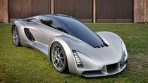 Divergent Microfactories Blade - Siêu xe 700 mã lực sản xuất bằng công nghệ in 3D