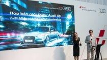 Audi A6 thế hệ 2015 mới chính thức ra mắt người dùng Việt Nam