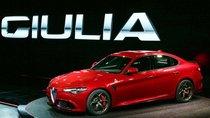 'Huyền thoại' Alfa Romeo Giulia tái xuất