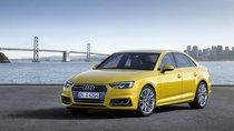 Audi A4 2016 chính thức lộ diện trước thềm triển lãm