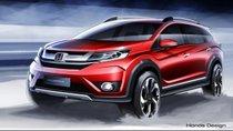 Honda BR-V - mẫu crossover đa dụng có thể đến Việt Nam vào năm sau