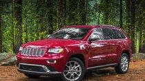 Jeep Grand Cherokees và Dodge Durango dính án triệu hồi vì lỗi hệ thống treo
