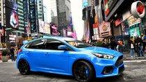 Ford trình làng Focus RS hiệu năng cao