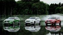 Mercedes-Benz tung video giới thiệu các mẫu xe của dòng A-Class 2016 mới