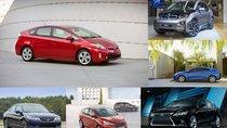 5 mẫu hybrid là phương án thay thế hoàn hảo cho Toyota Prius