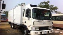 Đại lý Hyundai chính hãng bán Hyundai HD210 thùng đông lạnh 13.5 tấn, giá tốt nhất- Hotline: 0981 032 808