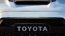 Toyota Tacoma TRD Pro lộ ảnh trước thềm triển lãm Chicago