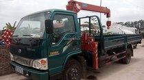 Bán xe tải gắn cẩu Chiến Thắng 3 tấn