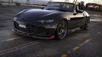 Chiêm ngưỡng Mazda MX-5 Miata Dark Knight độ bí ẩn