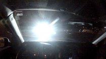 Cần sử dụng đèn pha đúng cách để tránh gây tai nạn