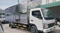Bán Mitsubishi Fuso Canter 8.2 đời 2017, thùng kín, giao ngay giá sỉ