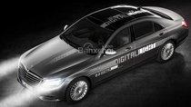 Mercedes-Benz giới thiệu công nghệ đèn pha Digital Light