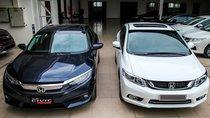 So sánh trực quan Honda Civic thế hệ mới và cũ